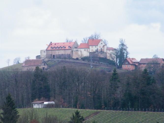 Wanderung um Oberkirch im Schwarzwald